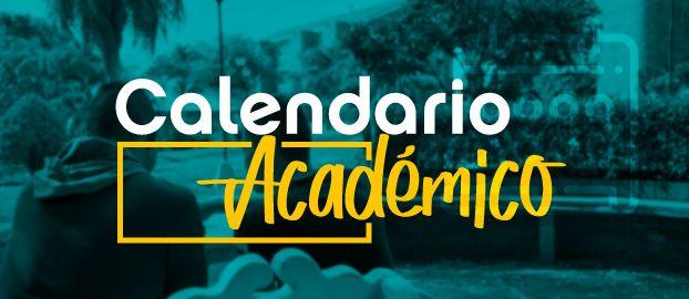 Calendario Académico UNICATÓLICA
