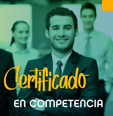 Certificado en Competencia - Educación Continua
