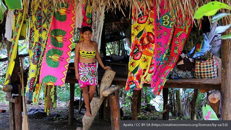 Comunidad Wounaan