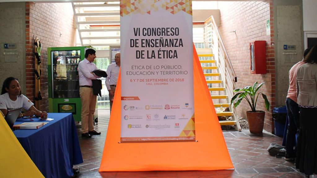 VI Congreso de Enseñanza de la Ética