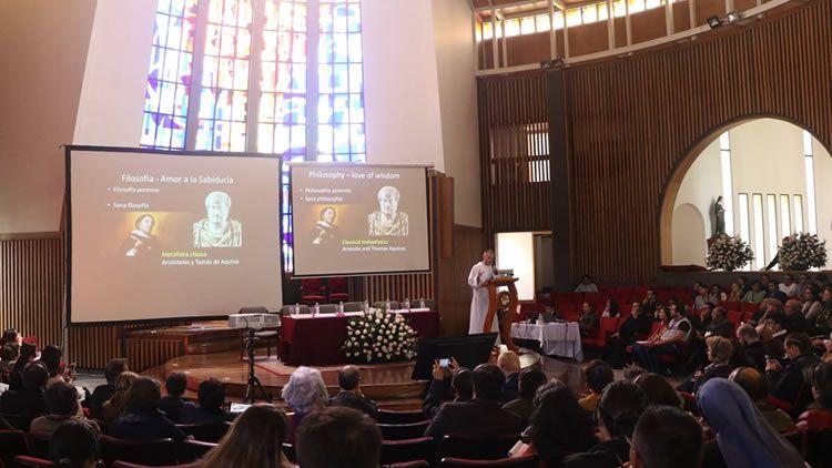 Primer Congreso Internacional de Ciencia y Fe