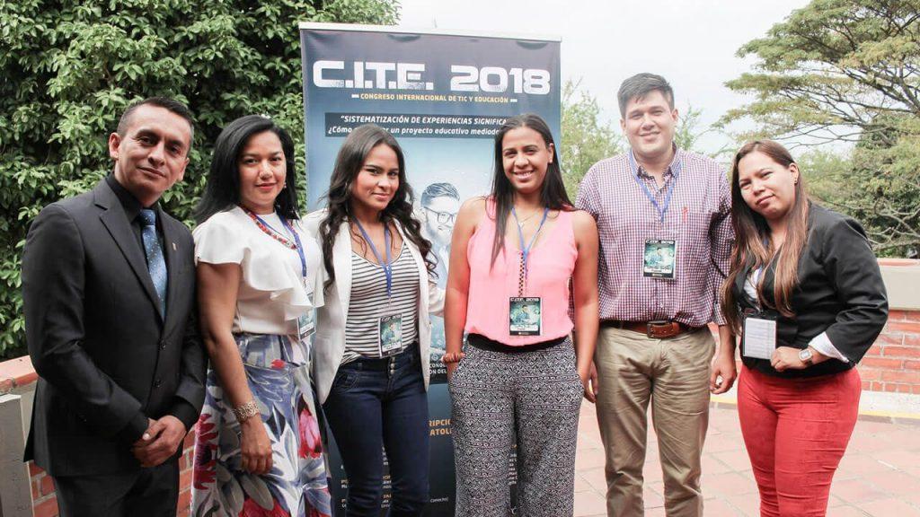 Congreso Internacional de TIC y Educación CITE 2018
