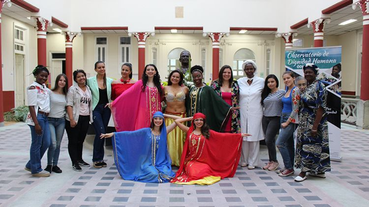 Conmemoración a las mujeres: autocuidado organizativo, interculturalidad y espiritualidad