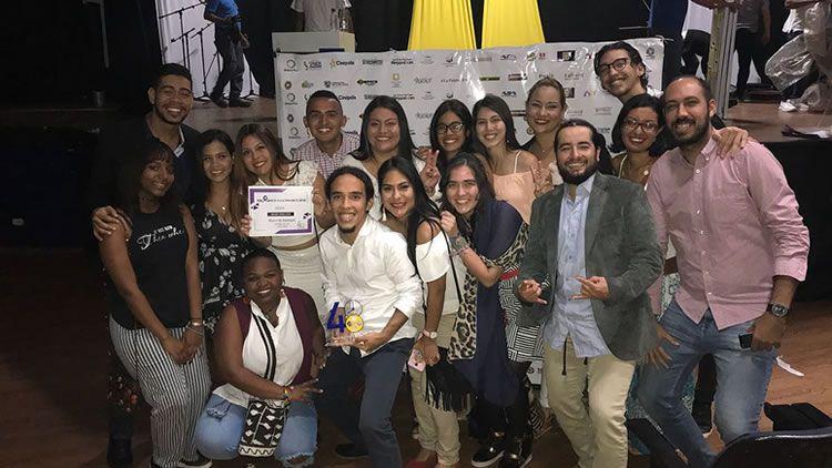 "Cortometraje de MUROdeBAREQUE ocupó segundo lugar en ""The 48 Hours Film Project Cali 2018"""