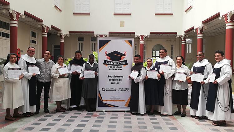 Diplomado en Desarrollo Humano en la Vida Religiosa