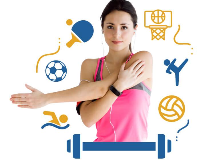 Electivas de Deportes y Actividad Física - UNICATÓLICA
