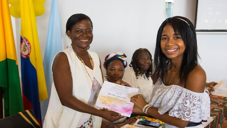 Empoderamiento Político de las Mujeres Populares Afro