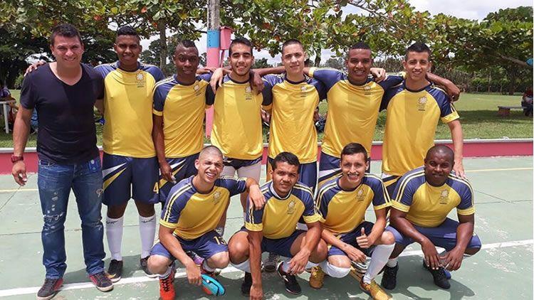 Encuentro Deportivo Regional Universitario en Quindío