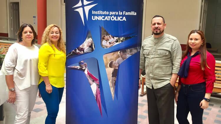 Equipo Instituto para la Familia - UNICATÓLICA