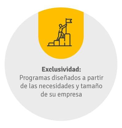 Exclusividad Formación Empresarial - UNICATÓLICA