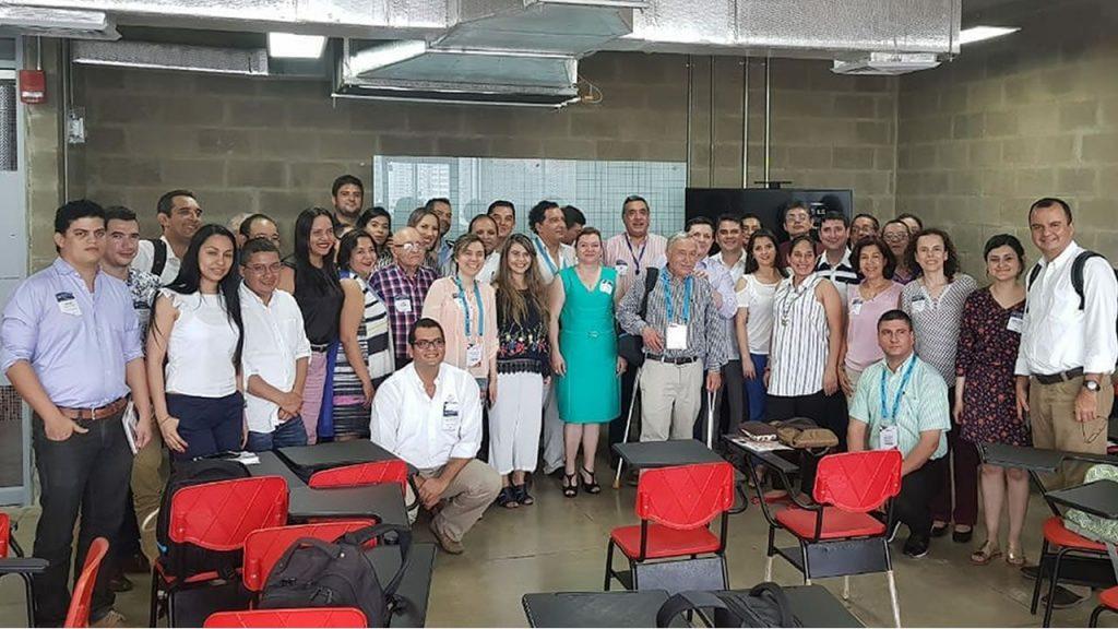Facultad de Ingeniería participó en EIEI ACOFI 2018