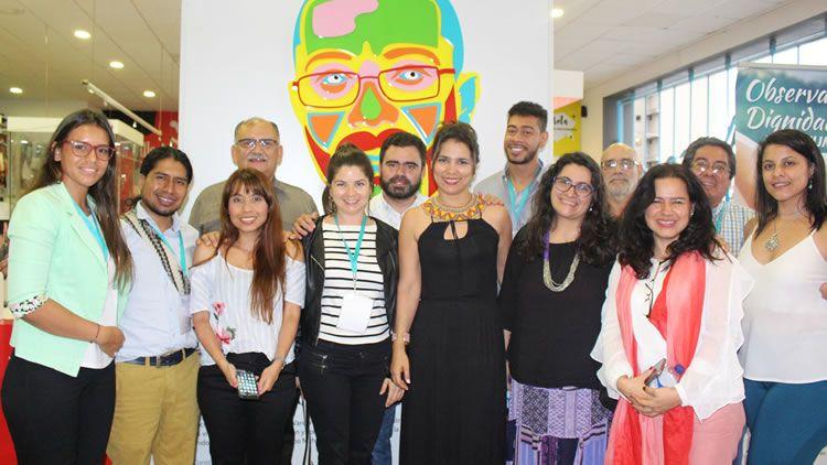 """Foro Internacional """"Comisión de la Verdad: perspectivas y retos para la justicia transicional en Colombia"""""""