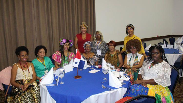 Foro Internacional Mujeres Afro
