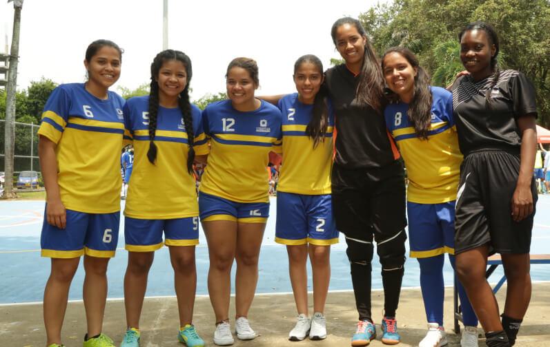 Fútbol sala femenino - UNICATÓLICA