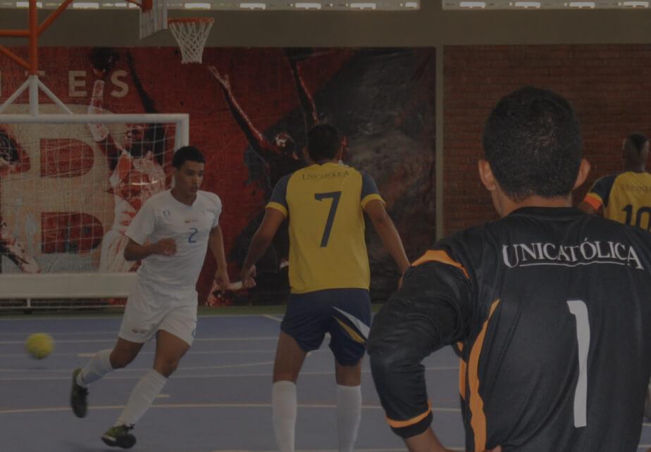 Grupo Representativo Fútbol Sala - UNICATÓLICA