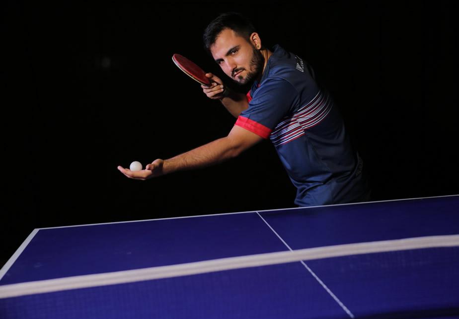 Grupo Representativo Tenis de Mesa - UNICATÓLICA