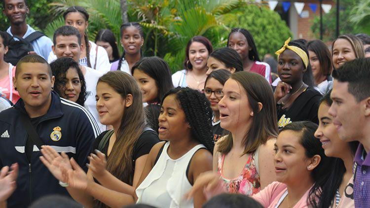 Jornadas de Inducción a estudiantes de pregrado y posgrado 2019-1