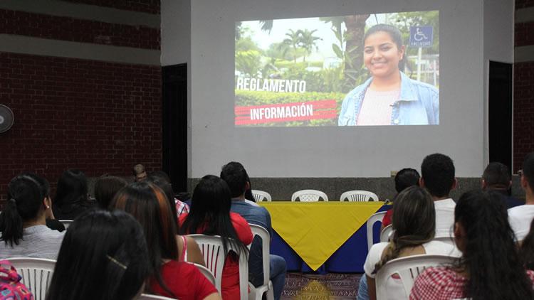 Inducción Estudiantes 2019-2