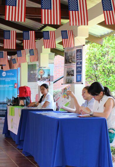 Jornada de Internacionalización en UNICATÓLICA
