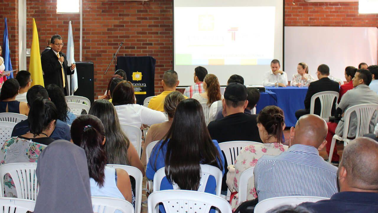 Jornada de Inducción a nuevos estudiantes 2018-2