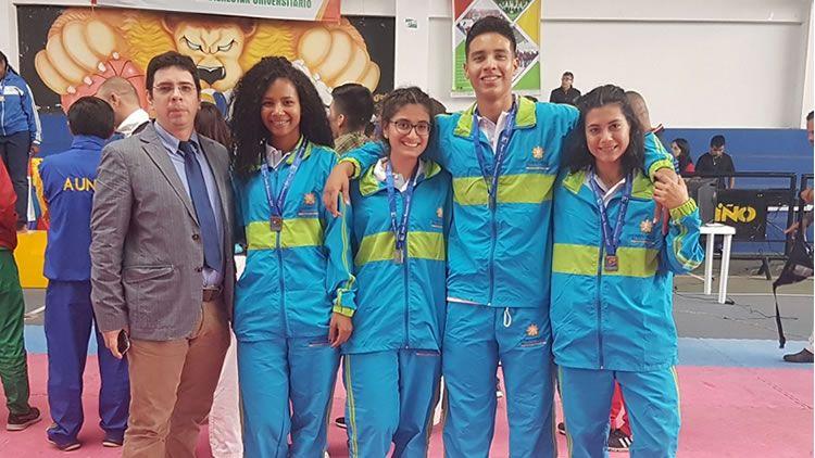 Juegos Universitarios Regionales ASCUN 2017