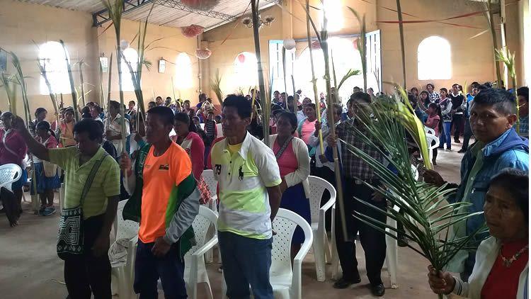 Misión evangelizadora de UNICATÓLICA en Semana Santa
