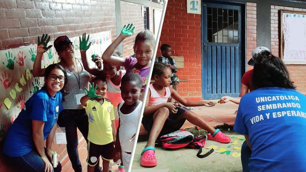 Misión solidaria Buenaventura