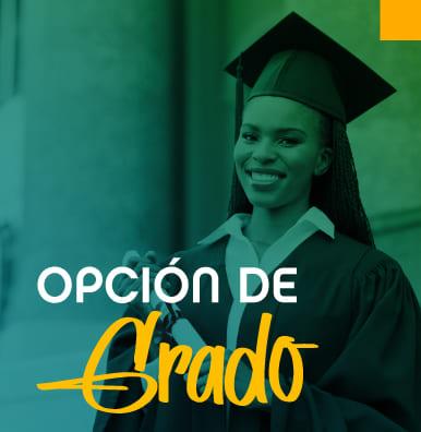 Oferta opción de Grado - Educación Continua