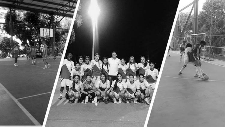 Participación parada deportiva de UNICATÓLICA en ICESI