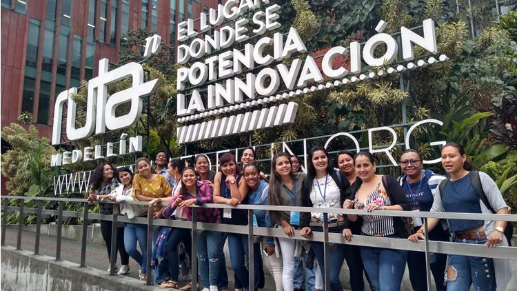 Pasantía Nacional de Alta Gerencia en Medellín