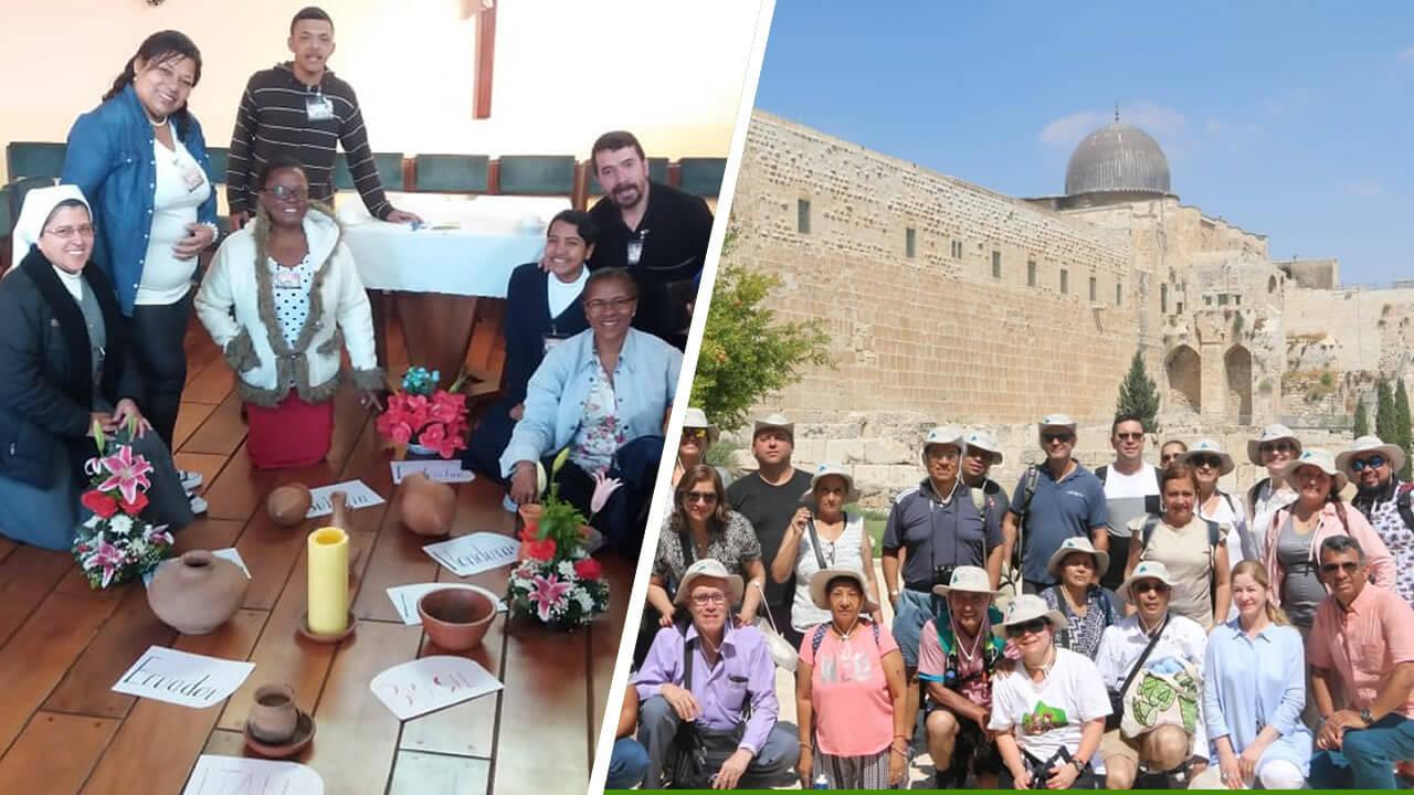 Pasantía Internacional en Ecudor e Israel de UNICATÓLICA