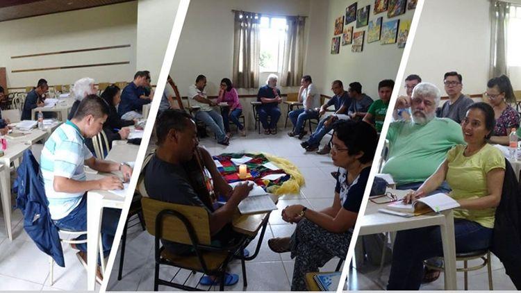 Pasantía Internacional en Griego Bíblico, Sao Paulo, Brasil
