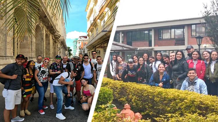 Pasantìas y Seminarios Internacionales 2019