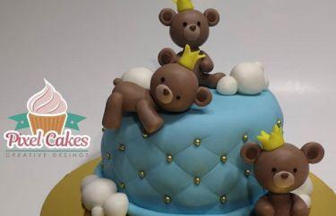 Pixel Cakes