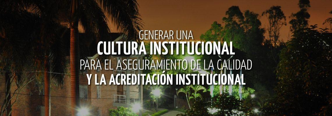 Cultura Institucional UNICATÓLICA