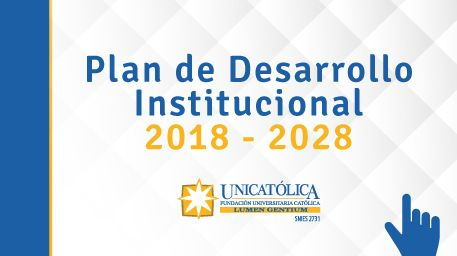 Plan de Desarrollo UNICATÓLICA