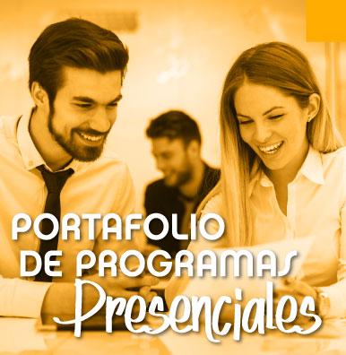 Portafolio de Programas Presenciales - Educación Continua