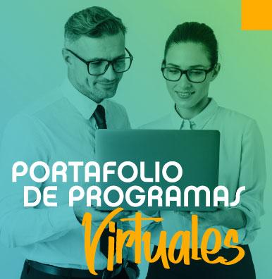 Portafolio de Programas Virtuales - Educación Continua