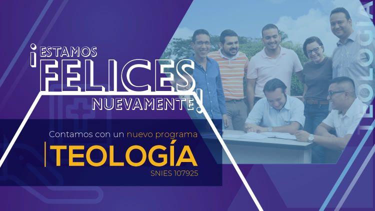 Registro Calificado al Programa de Teología