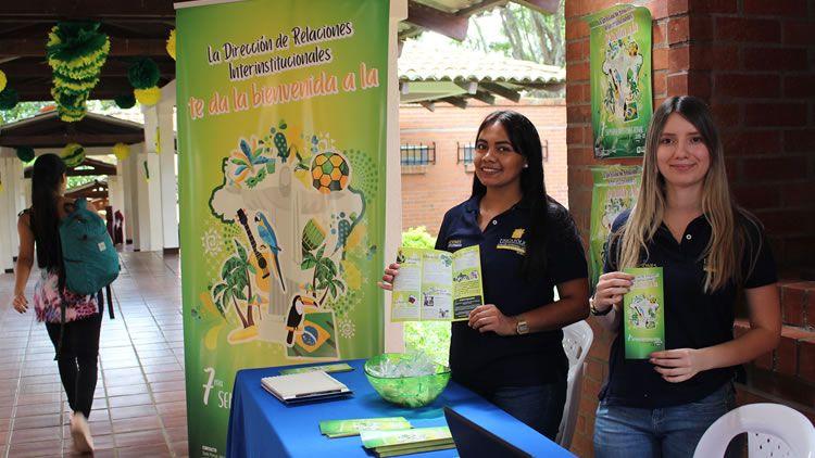 Semana Internacional 2019: Brasil en UNICATÓLICA