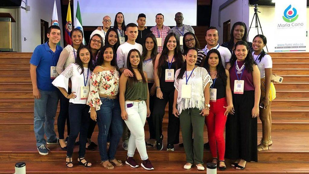 Semilleros y grupos de investigación de UNICATÓLICA Presentes en ACIET 2018
