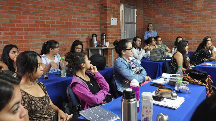Estudiantes Trabajo Social UNICATÓLICA
