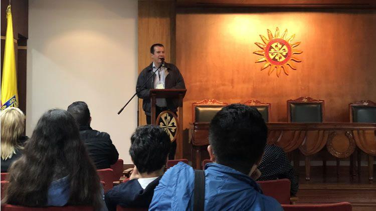 VI Coloquio de Estudiantes y IV de Docentes de Teología Asamblea General de TEORED