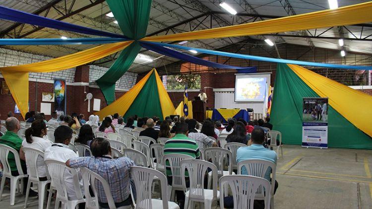 VI Congreso Nacional de Biblia y Teología