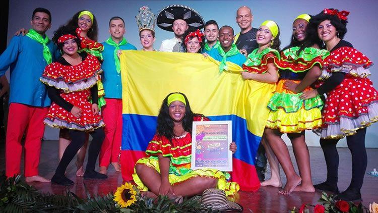 VI Festival de Culturas Unidas por la Danza