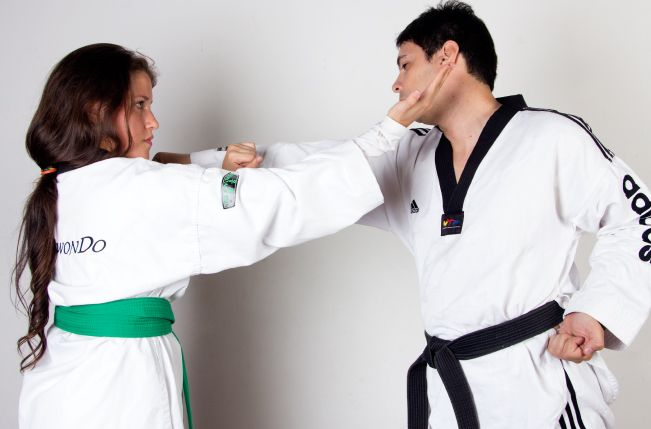Taekwondo Bienestar UNICATÓLICA