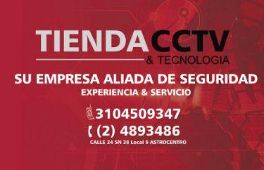 Tienda CCTV & Tecnología