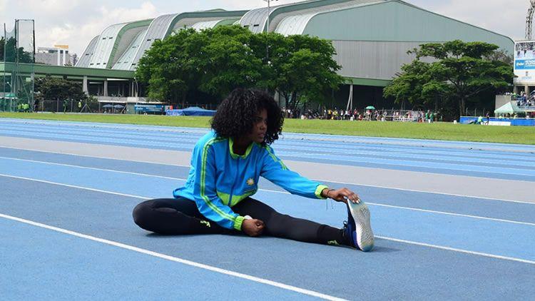 Valentina Lagarejo Juegos Universitarios Suramericanos Chile