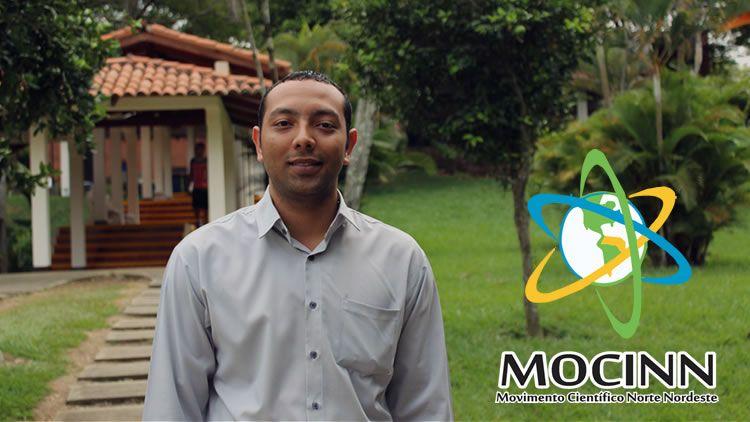 Egresado Víctor Cardona en MOCINN 2018