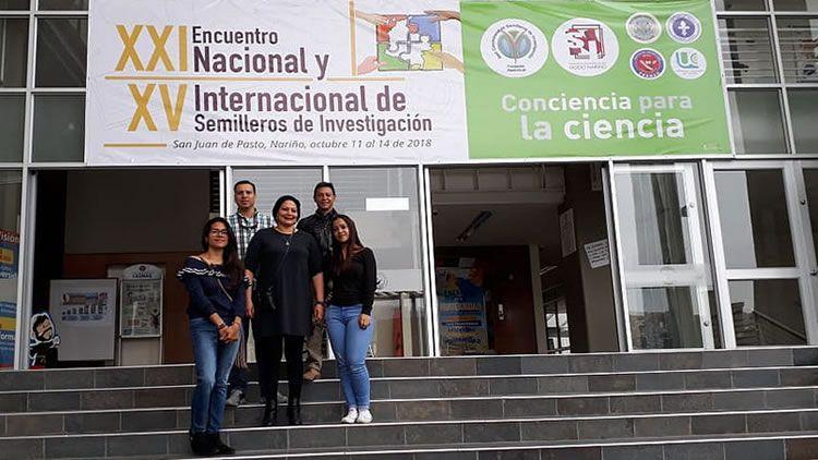 XXI Encuentro Nacional y XV Internacional de Semilleros de Investigación ENISI 2018